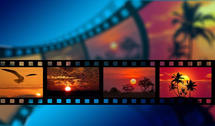 Et godt projektor lærred gør en god film bedre