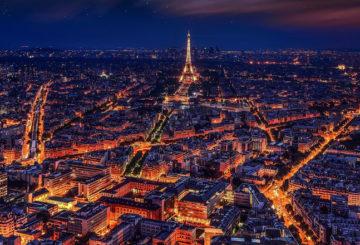 Flybilletter til Paris