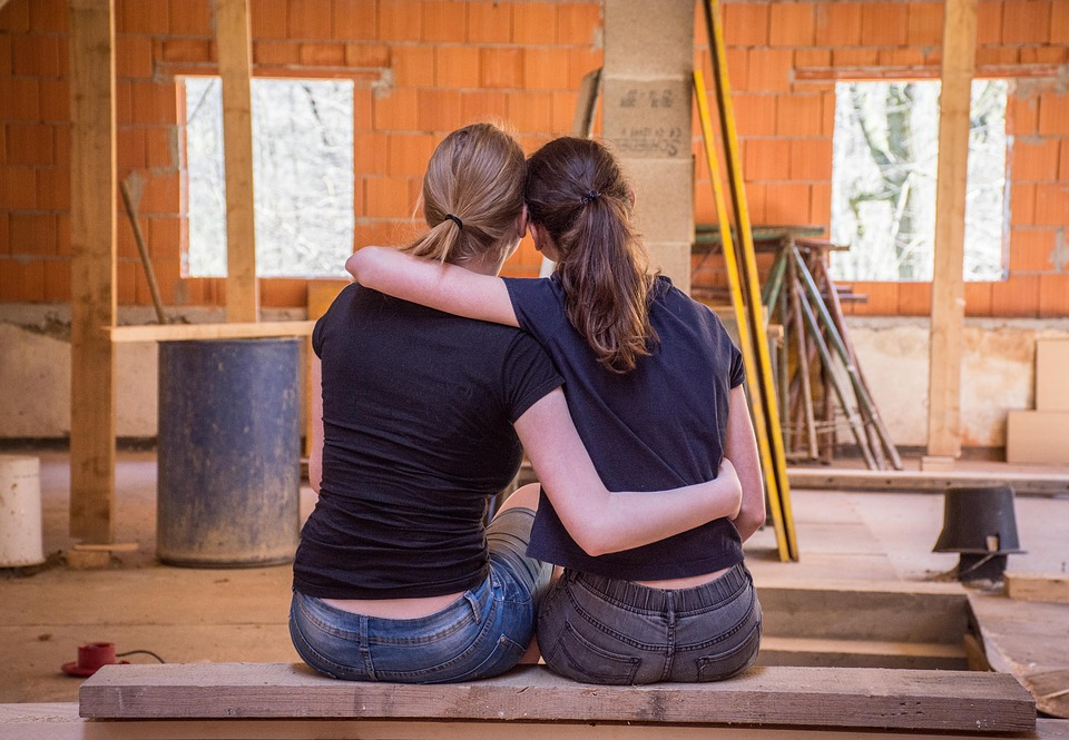 Kvinder i renovering