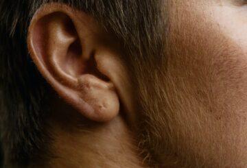 En mands øre