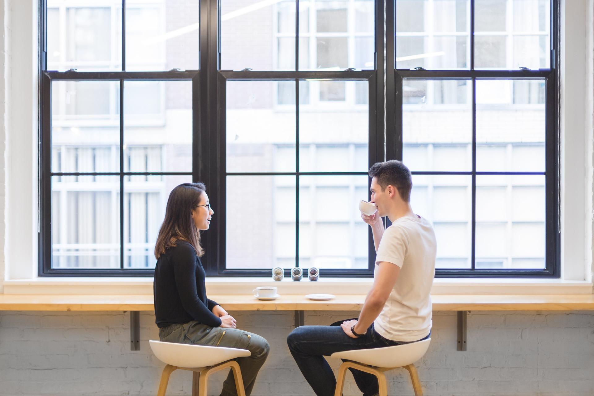 Online dating er det nye sort og meget fleksibelt